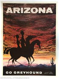 Arizona travel posters images Original vintage travel posters collection on ebay jpg