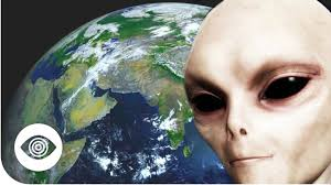are aliens living on earth youtube