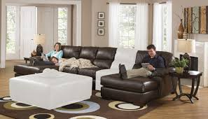 Fabric Sectional Sofa With Recliner by Sofa Furniture Create Your Living Room With Cool Sectional