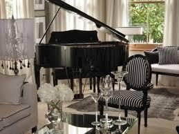 sofa loveseat beautiful black and white modern living room