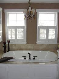 Chandelier Bathroom Lighting Chandeliers Above Bath Tubs