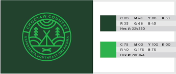 color combination for green 10 best 2 color combinations for logo design with free swatches
