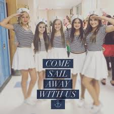 easy sailor costumes for teen girls diy teen halloween costume