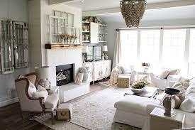 cottonstem com farmhouse living room white furniture beaded chandelier jpg