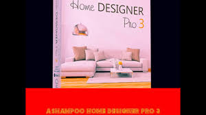 ashampoo home designer pro 3 youtube