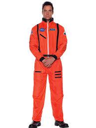 orange jumpsuit amazon com nasa astronaut costume jumpsuit orange space