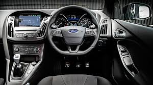 jeep linex interior ford focus st line 1 5t ecoboost 150 2016 review by car magazine
