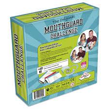 Challenge Romanatwood Mouthguard Challenge