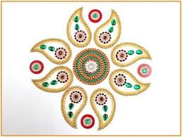 handicrafts for home decoration rangoli unique design indian handicrafts diwali decoration home