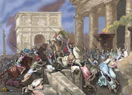 6 infamous sacks of rome history in the headlines