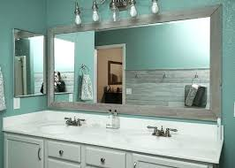 Bathroom Mirror Frame Kit Frame Bathroom Mirror Kit Northlight Co