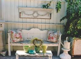 Furniture Shabby Chic Style by 27 Shabby Chic Terrace And Patio Décor Ideas Shelterness