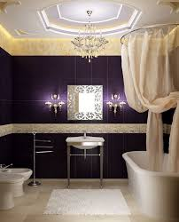 purple bathroom ideas chic luxury purple bathroom ideas image 10 laredoreads