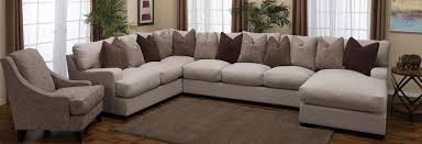 Big Sectional Sofas by Furniture Gorgeous Extra Large Sectional Sofas For The Airy