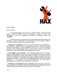 fillable online hax loi template docx fax email print pdffiller