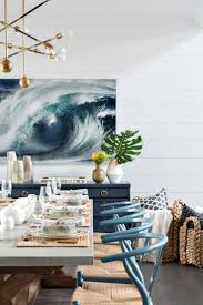 Dinning Room Colors by Best 25 Beach Dining Room Ideas On Pinterest Coastal Dining