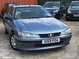 peugeot 406 engine peugeot 406 saloon 1 8 rapier motopark uk