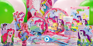 my pony party ideas my pony party supplies my pony birthday party city