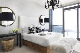 Mirrors Above Nightstands Natalie Toy Interior Design Matching Mirrors