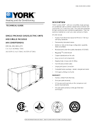 york dm 060 user manual 40 pages also for dm072 dm 048 dm 036