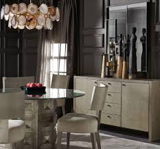mosaic dining table bernhardt luxe home philadelphia