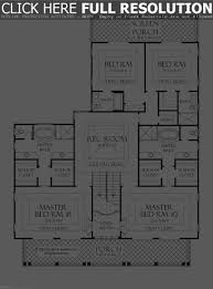 2 Master Suite House Plans 2 Master Bedroom House Plans Suite Floor Withi Luxihome