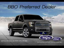Ford F150 Truck 2016 - brothers before others blue line edition ford truck
