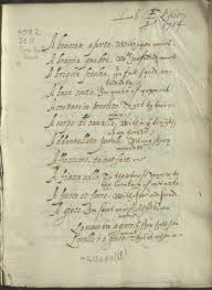 italian writing paper monday manuscript how to teach yourself italian in 1626 library the text contains numerous italian phrases with english translations and a few pages of italian poetry in the same hand are signed by