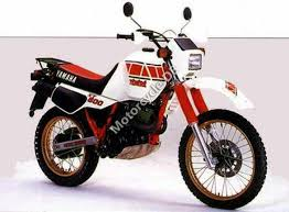 1986 yamaha xt 600 reduced effect moto zombdrive com