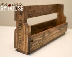 Rustic Wood Bookshelves by Farmhouse Shelf Etsy