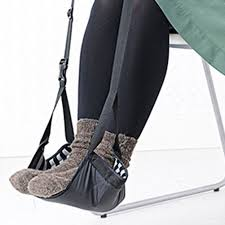 leg hammock for desk amazon com seanut compact foot hammock easy carry and setup foot