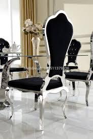 Steel Living Room Furniture New Fashion Living Room Furniture Stainless Steel Dining Table