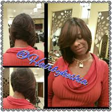 full quickweave bob manually cut and styled yelp