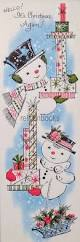 663 best old fashioned christmas cards snowmen images on