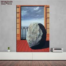 la chambre d oute magritte dpartisan monde invisible 1954 par rené magritte artiste morden d