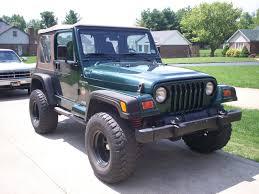 jeep cherokee green 2000 jeep wrangler 2000