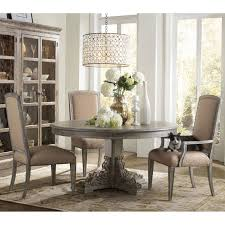 hooker furniture true vintage 5 piece round dining table set