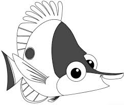 Finding Nemo Coloring Coloring Pages Nemo Color Pages
