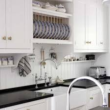 beadboard kitchen backsplash pretty kitchen with beadboard backsplash built in plate rack and