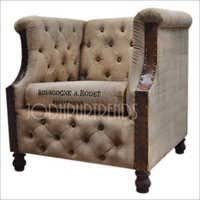 leather canvas sofa industrial furniture wholesale leather