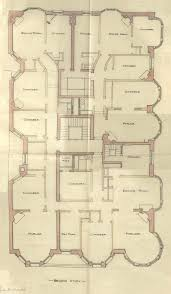 floor plan of a hotel 295 297 beacon back bay houses