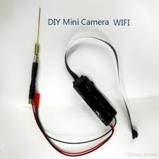 2017 Hd1080p Mini Hidden Spy Wifi Camera P2p Wireless Ip Camera