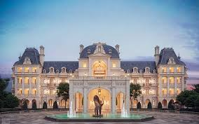 chateau design haiyi château by landry design pricey pads