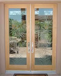 glass entry door inserts ferns entry glass door inserts sans soucie