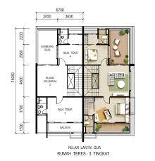 Wisteria Floor Plan Uda Land