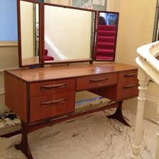 Dark Brown Changing Table by Chouchou Vintage G Plan Dressing Table Paint It White