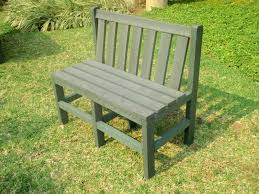 Park Bench Made From Recycled Plastic Park Benches Fancy Benches Chairs Made From 100 Recycled