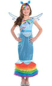 Abbey Bominable Halloween Costume Girls Pinkie Pie Costume Pony Party