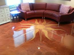 home design residential epoxy flooring diy modern expansive