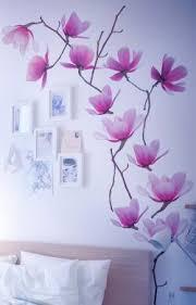 Bedroom Wall Murals by Best 25 Flower Mural Ideas On Pinterest Wall Mural Murals And